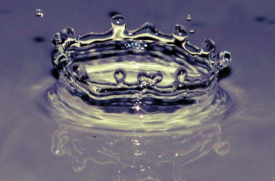 Vanduo – karalius