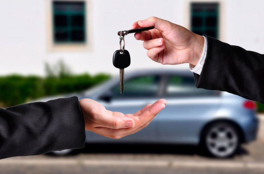 Parduodamas automobilis