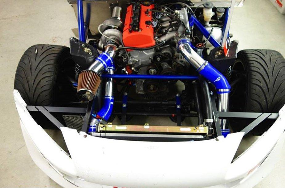 "Andriaus Firanto ""Honda S2000"""