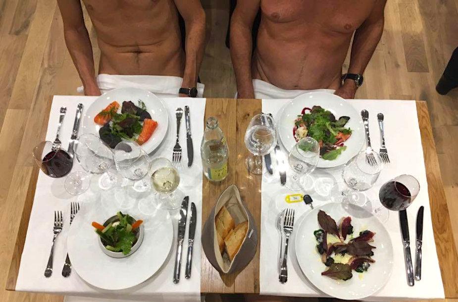 """Restoranas """"O'naturel"""" Paryžiuje"""