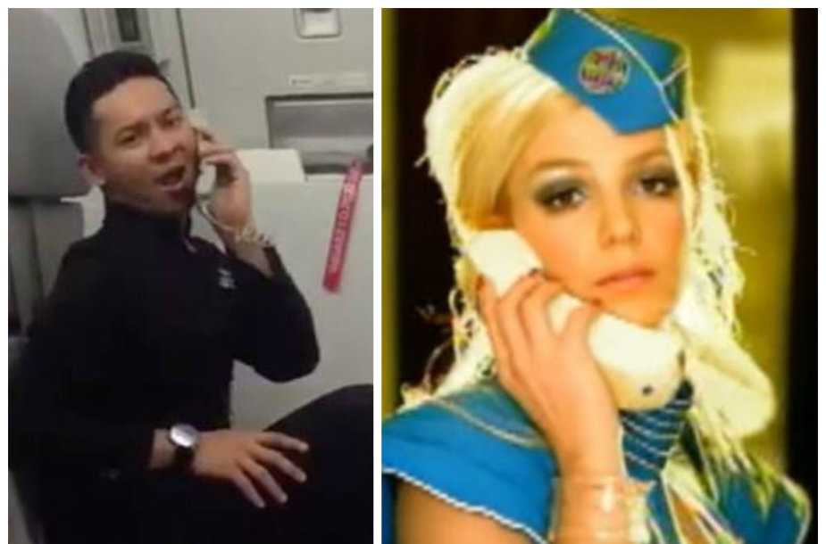 Assrafas Nasiras, Britney Spears