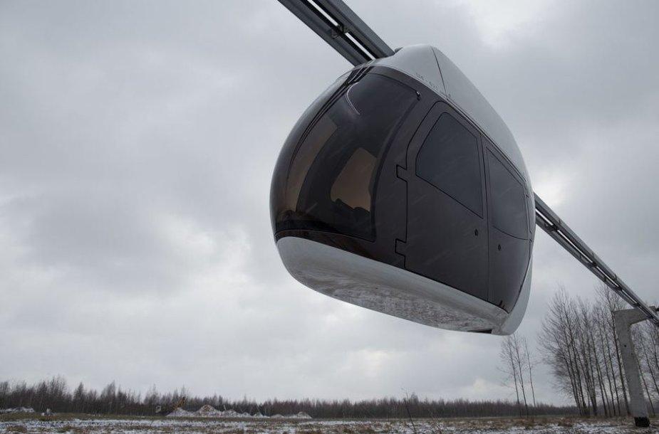 """Šiauliuose buvo planuojama """"Skyway"""" laboratorija"""