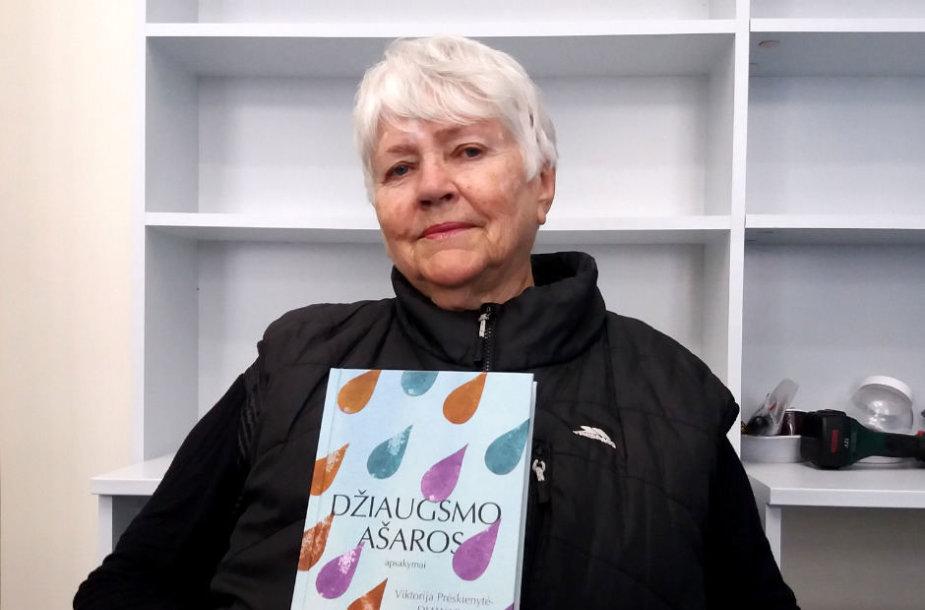 Viktorija Prėskienytė-Diawara