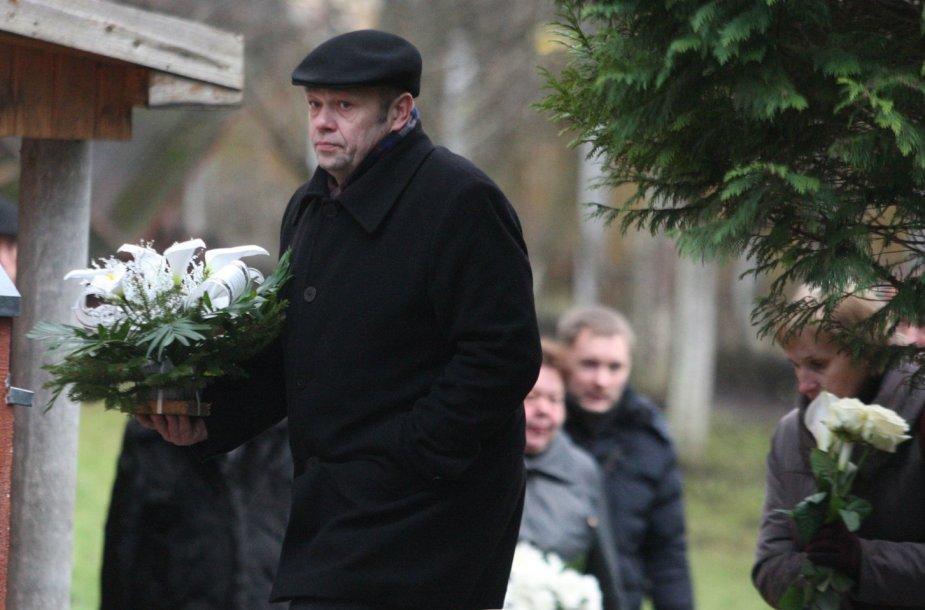 Adolfo Jarulio laidotuvės