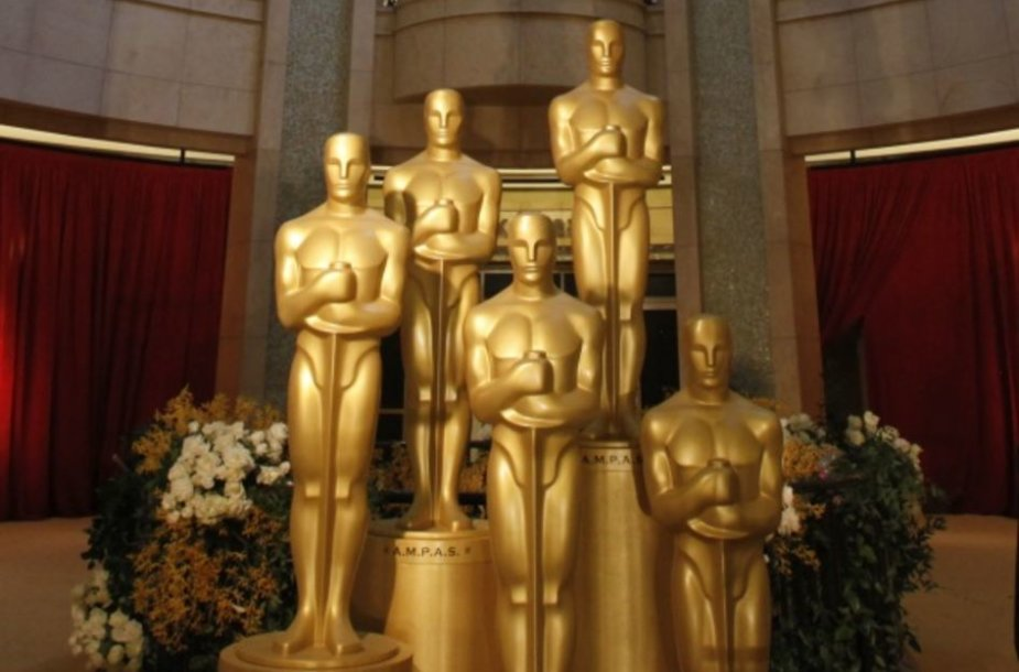 """Oskarai"" tradiciškai teikiami Los Andžele,  teatre ""Kodak""."