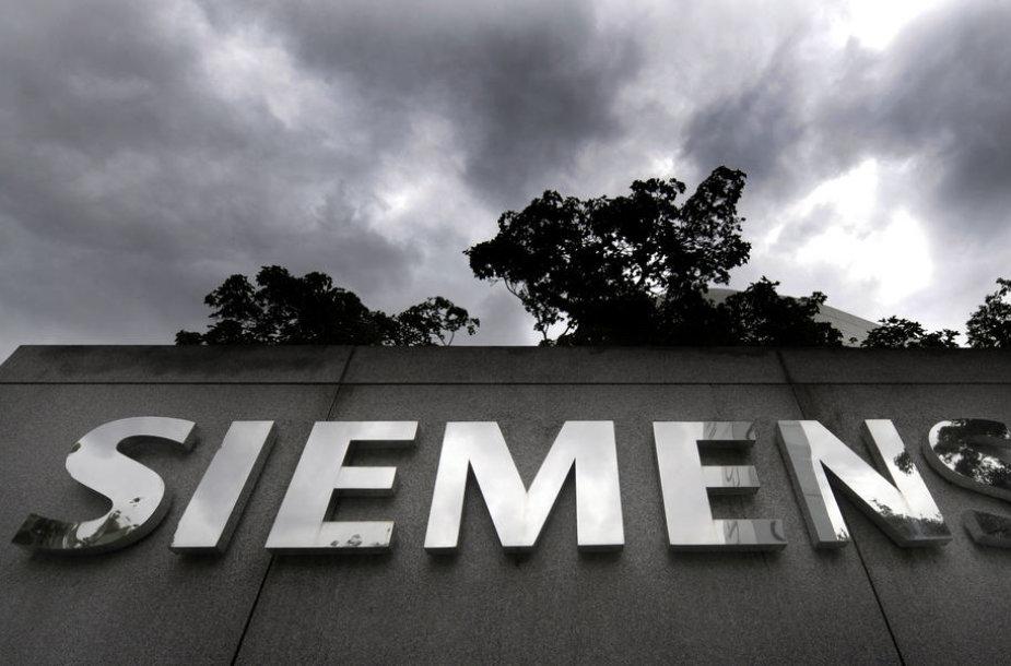 """""""Siemens"""" logotipas"""