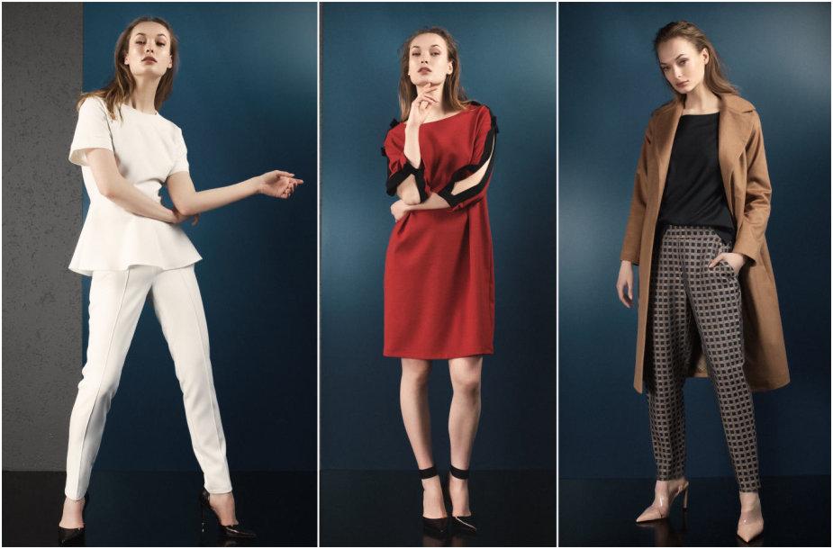 """""""Bisous"""" 2018 m. pavasario ir vasaros kolekcijos modeliai"""