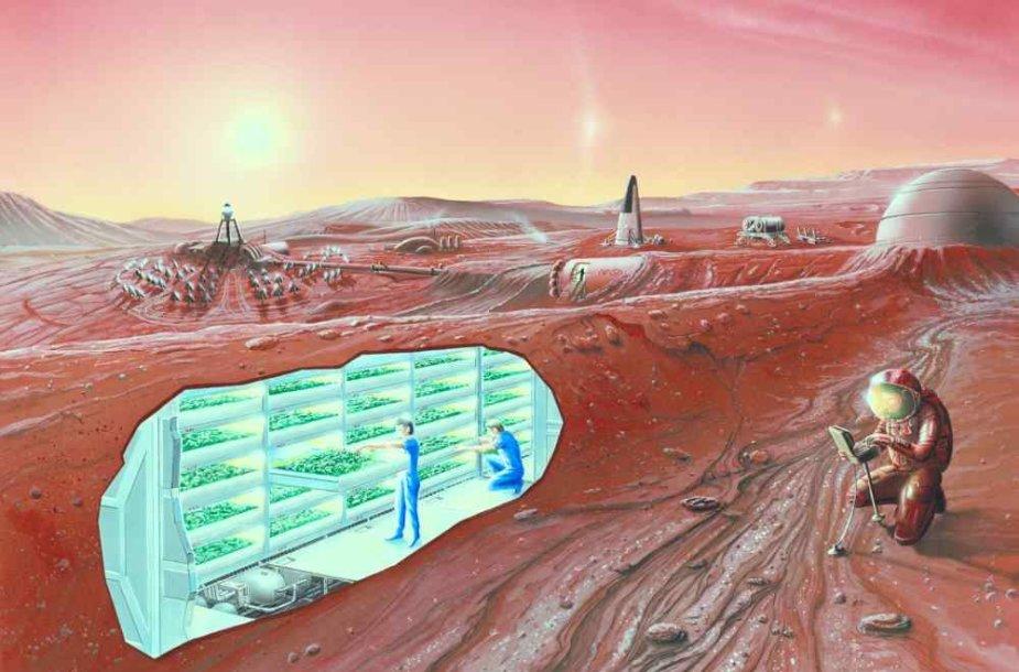 Marso kolonizacija