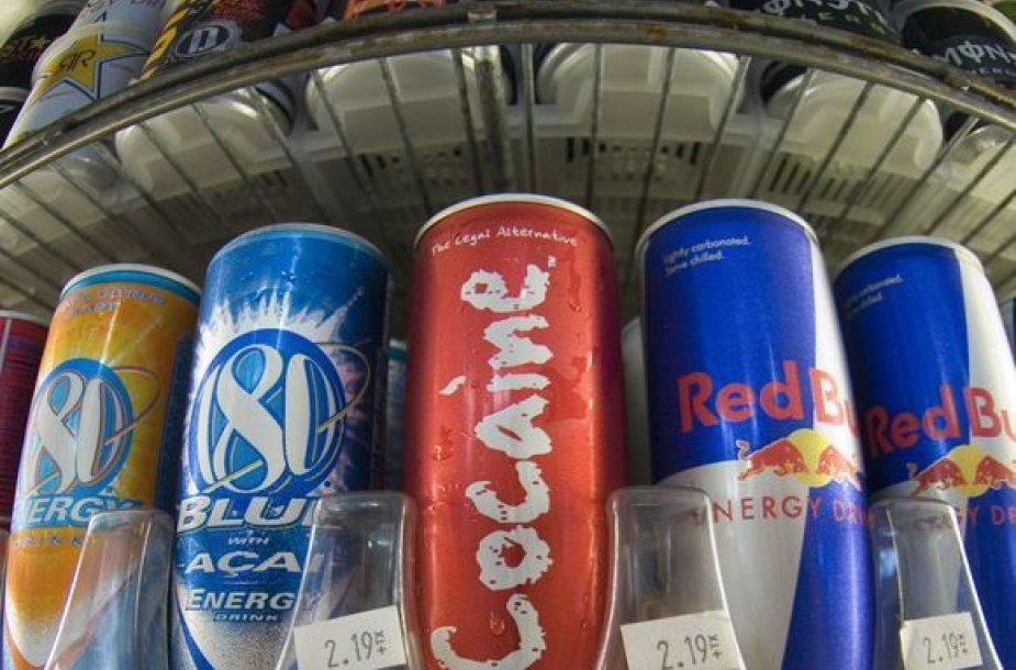 Energiniai gėrimai