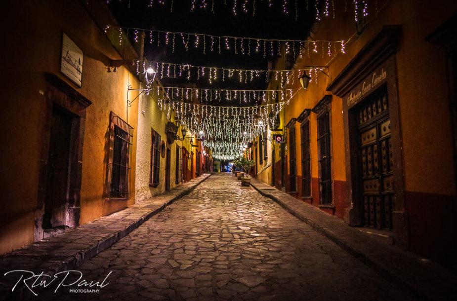 San Miguel De Allende miestelis