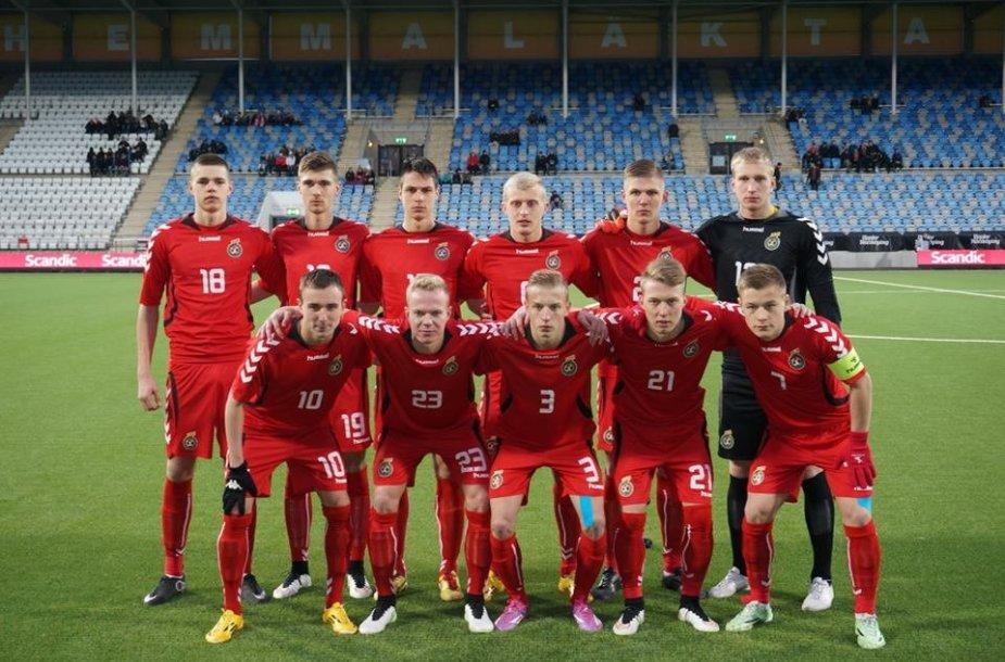 Lietuvos U-19 rinktinė