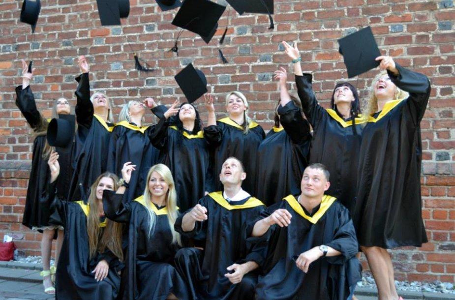 LSU absolventai