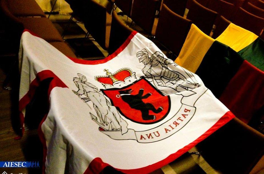 Žemaičių vėliava