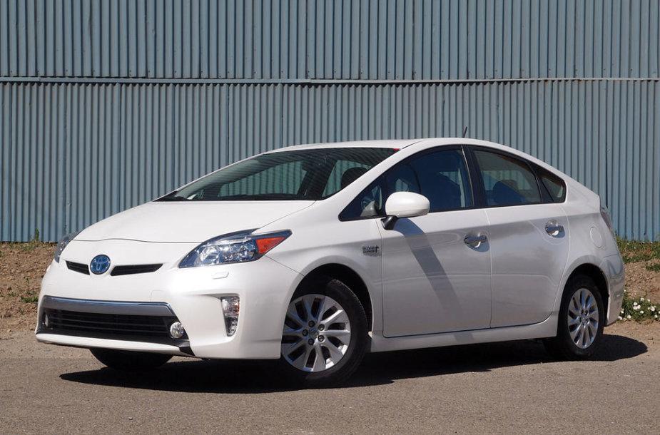 """""""Toyota Prius Plug-In"""""""
