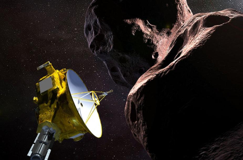 """New Horizons"" ir ""Ultima Thule"""