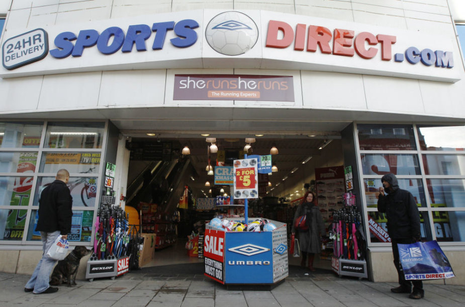 """Sports Direct"""