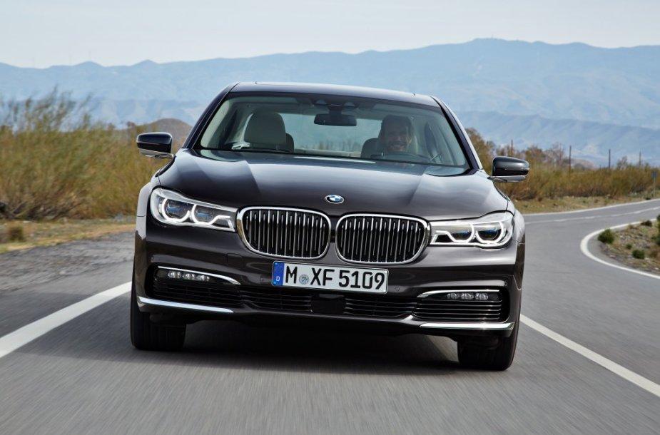Naujasis BMW 7