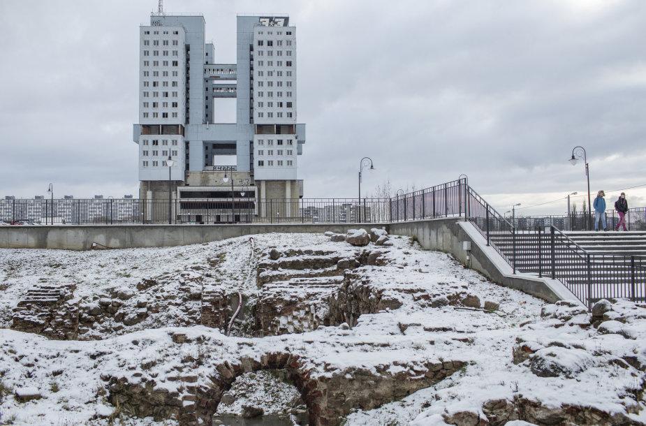 Tarybų rūmai Kaliningrade