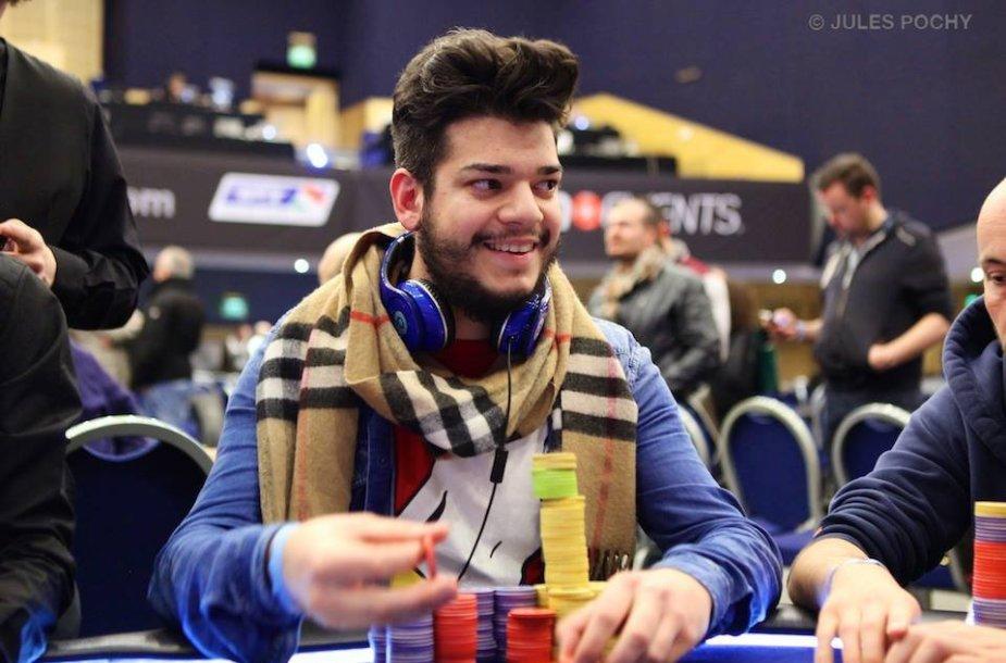 Flaviano Cammisuli / PokerStars.net nuotr.