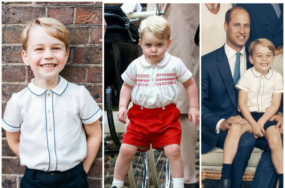 Princui George'ui – penkeri!