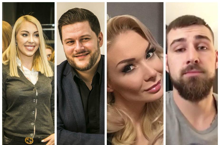 Liepa Norkevičienė, Merūnas Vitulskis, Natalija Bunkė, Jonas Valančiūnas