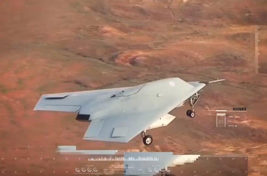 Taranis - aviacijos ateitis