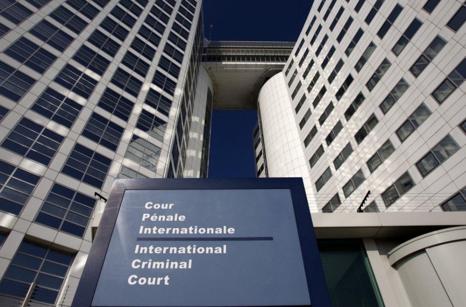 Tarptautinis Baudžiamasis Teismas Hagoje