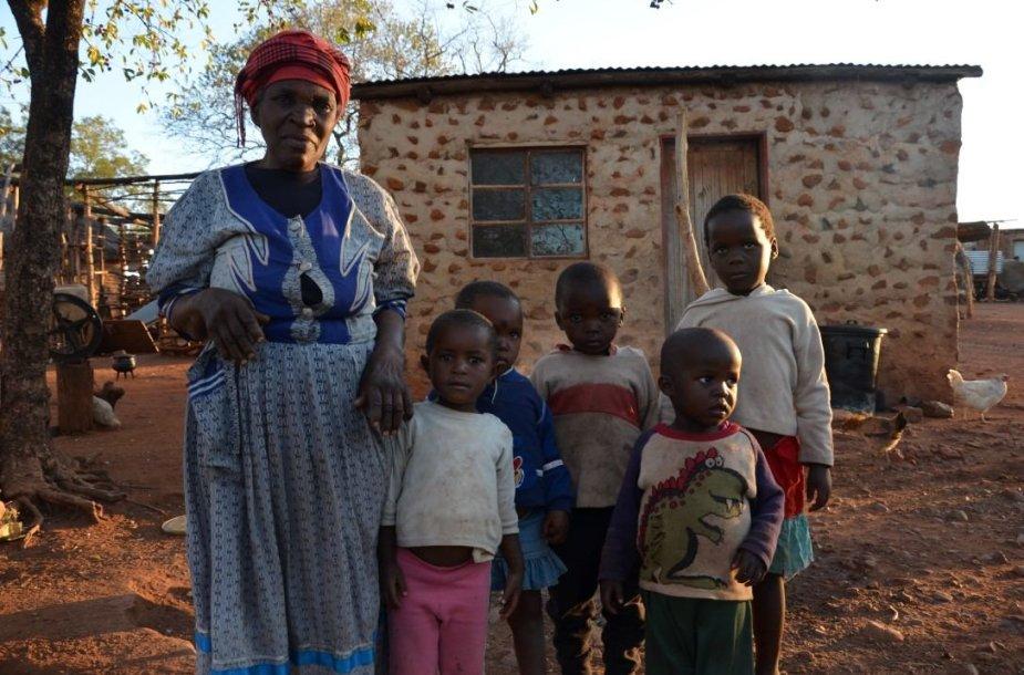 Jovitos Majauskaitės-Staniulėnės įspūdžiai iš Svazilando