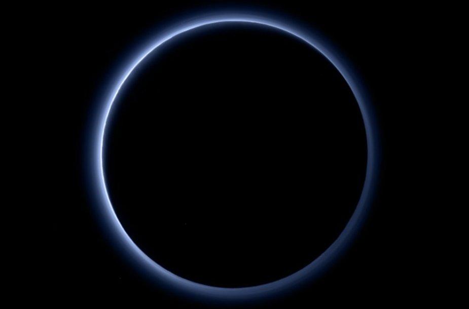 NASA paviešintos Plutono nuotraukos