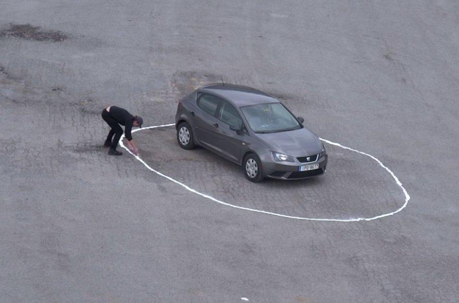 Spąstai autonominiams automobiliams