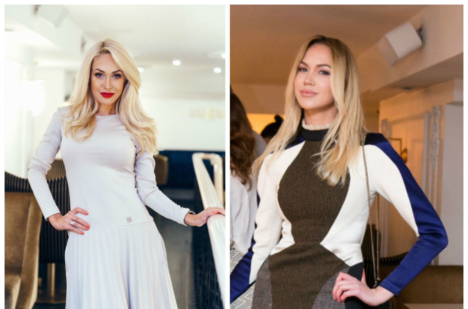 Oksana Pikul-Jasaitienė ir Vaida Klizaitė-Jasaitienė