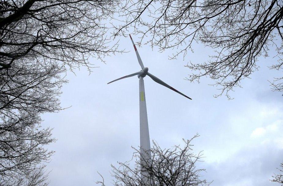 Vėjo jėgainė
