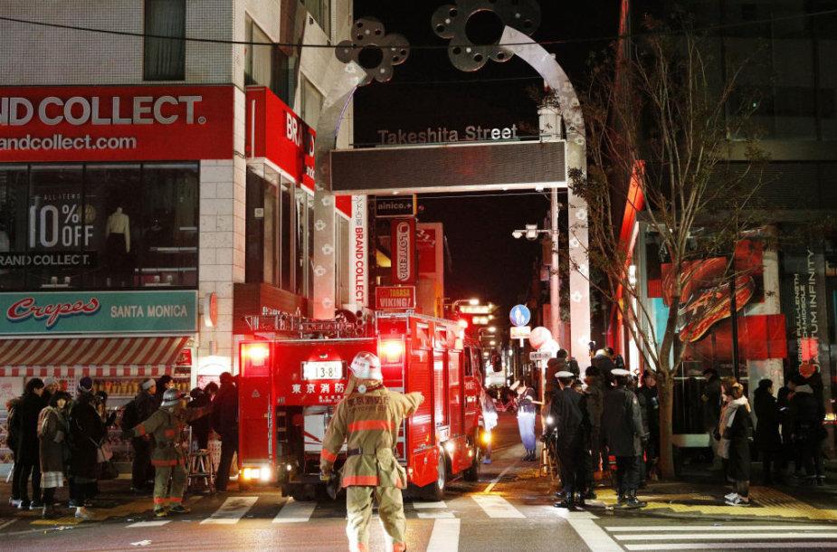 Ataka Japonijoje