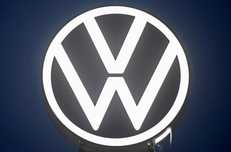 """Frankfurto automobilių parodoje pristatytas elektrinis """"Volkswagen"""" ID.3"""