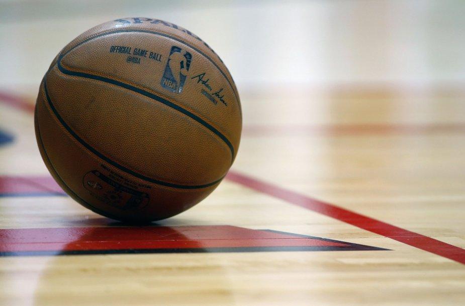 NBA krepšinio kamuolys