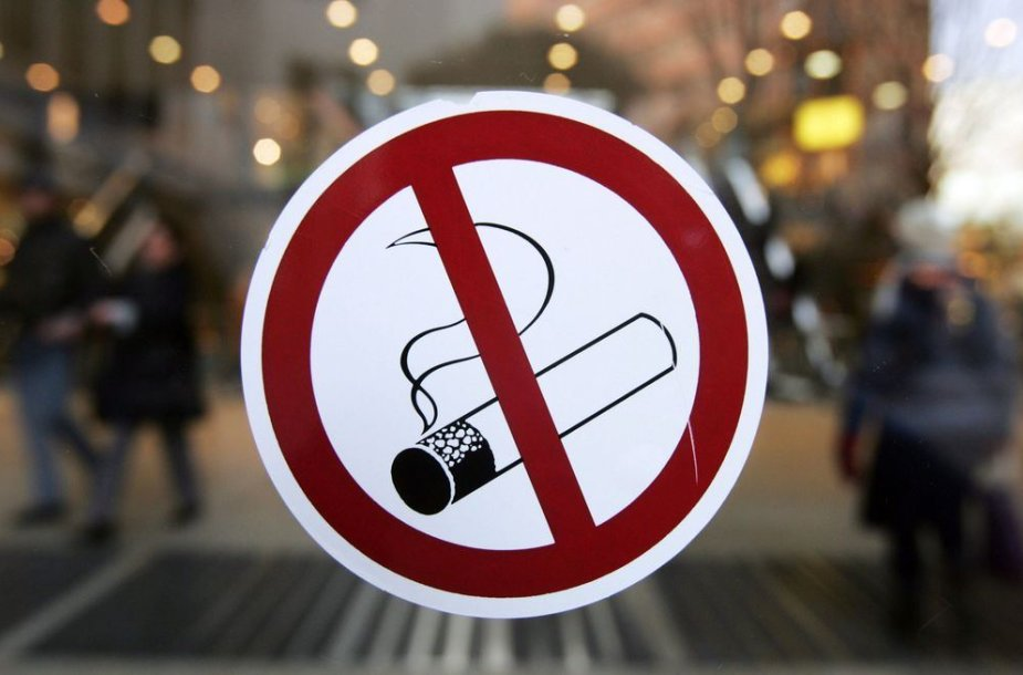 Tabako draudimas