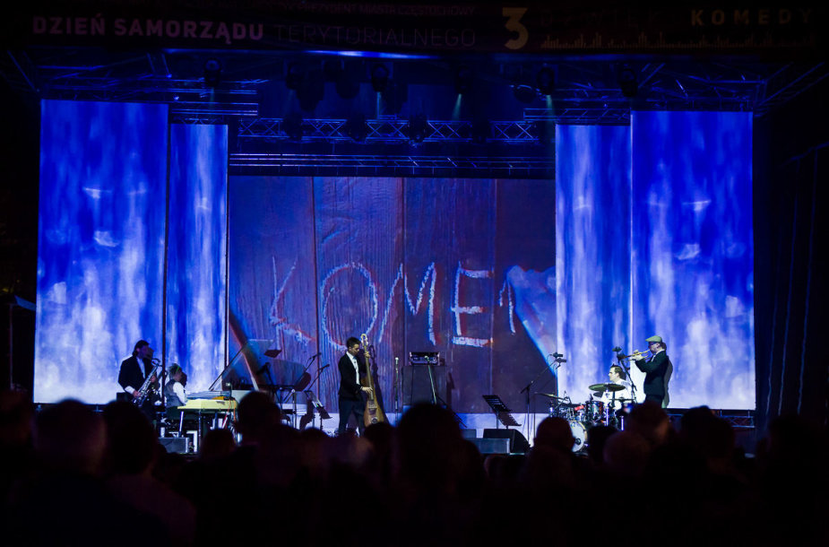 """Komeda Incarnations""  koncerto akimirka"