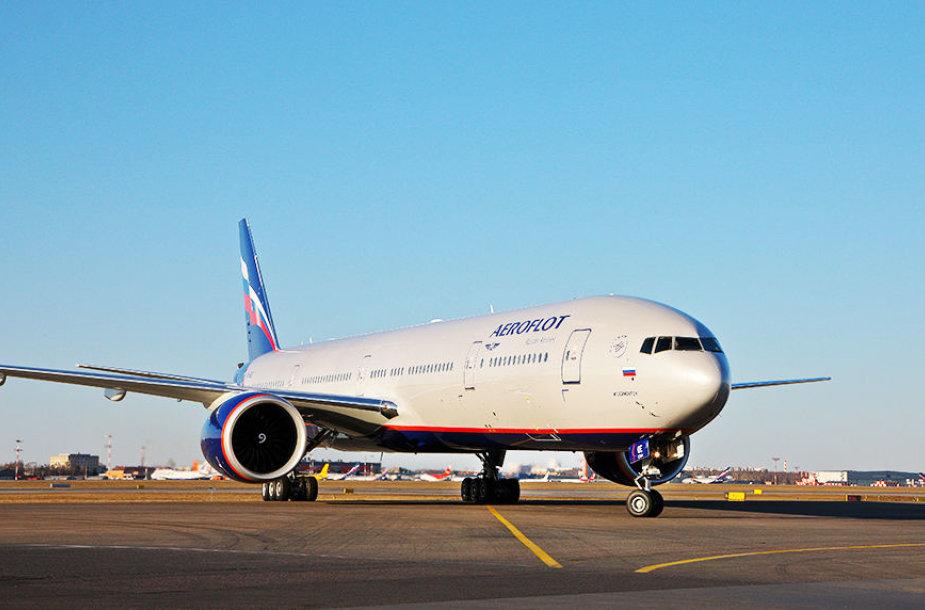 """Aeroflot"" orlaivis"
