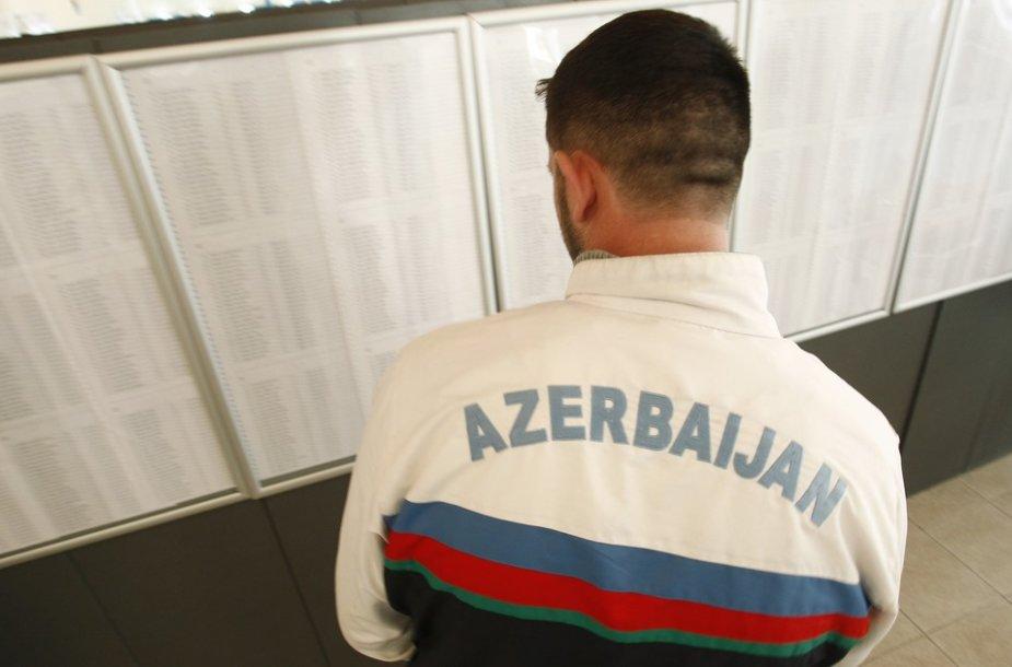 Azerbaidžano prezidento rinkimai