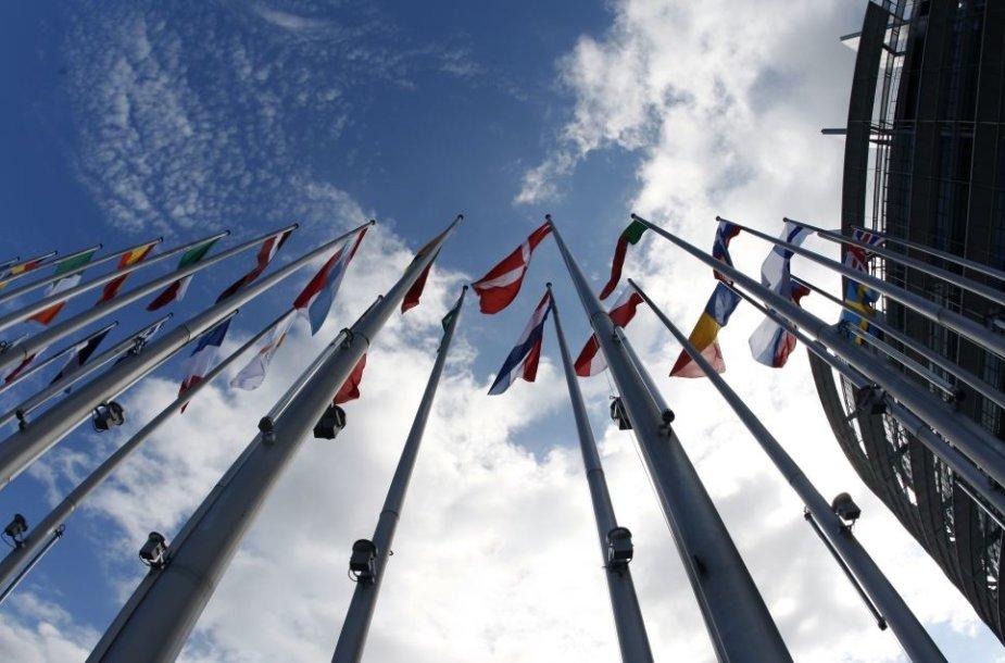 Europos Sąjungos šalių vėliavos