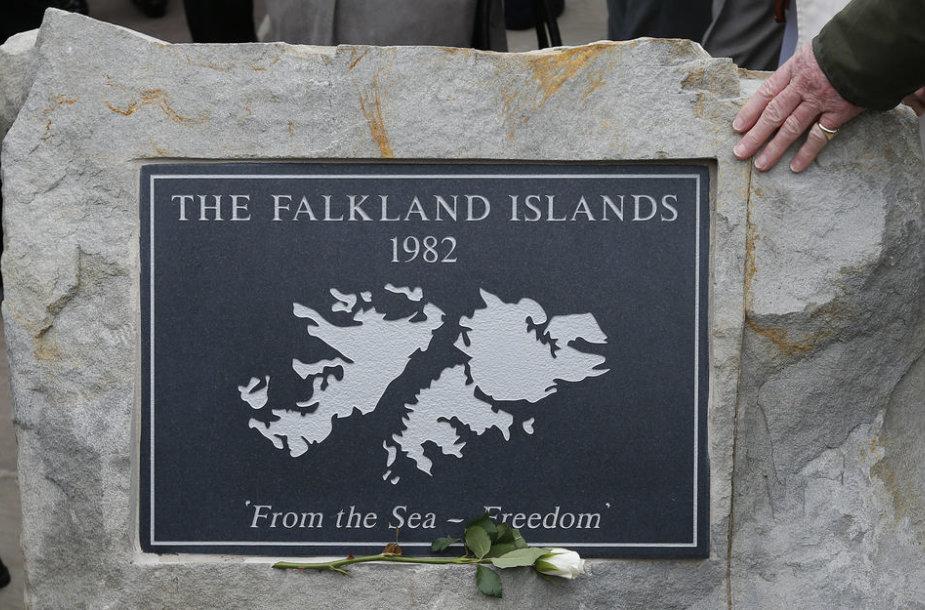 Folklando salos