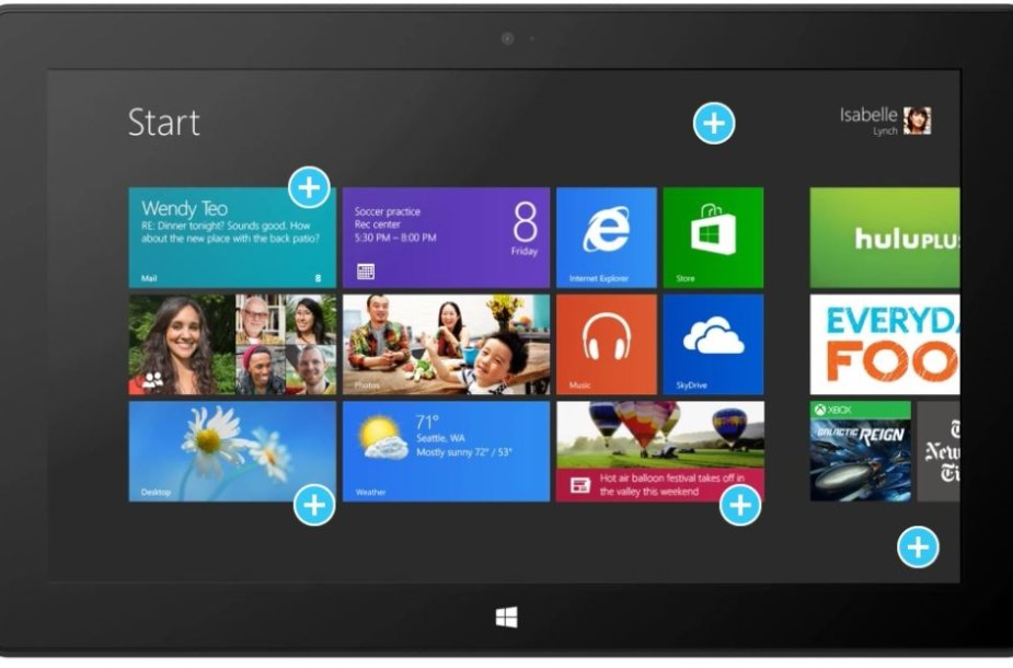 """Operacinės sistemos atnaujinimas """"Windows 8.1"""""""