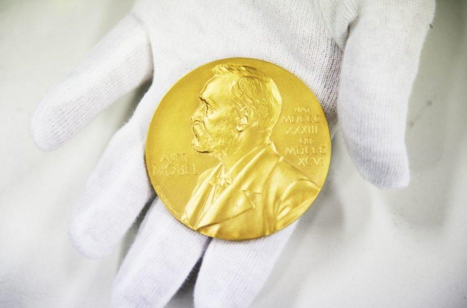 Nobelio medalis