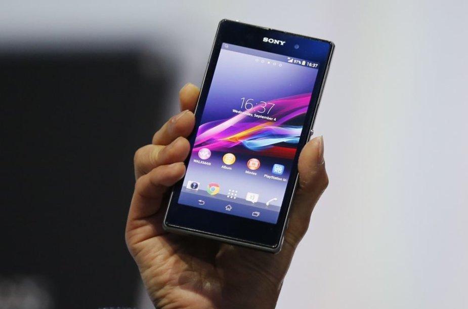"Išmanusis telefonas ""Sony Xperia Z1"""