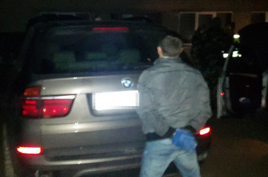Vogtas BMW visureigis