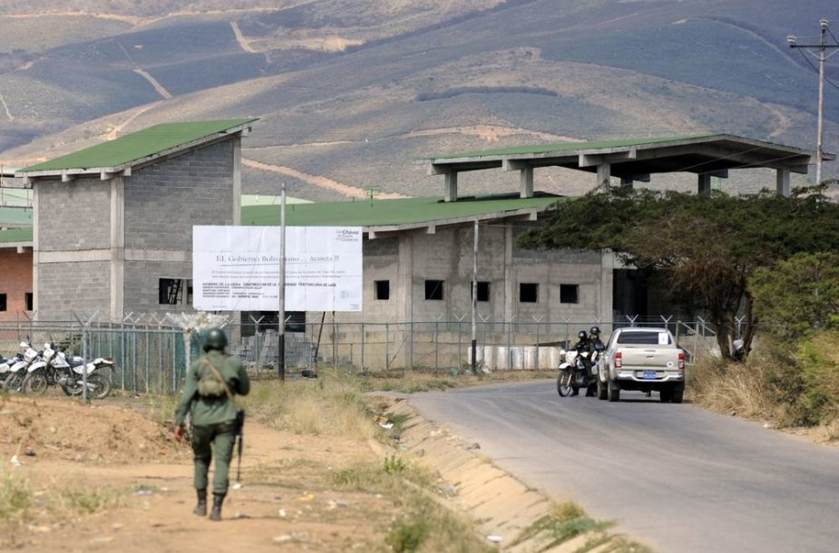 Kalėjimas Venesueloje