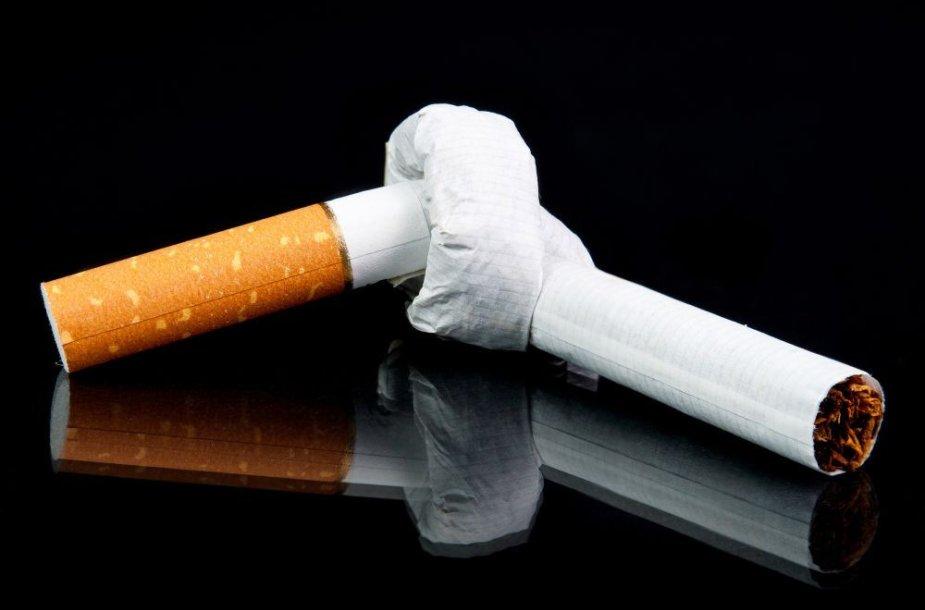 Rūkymui - ne!