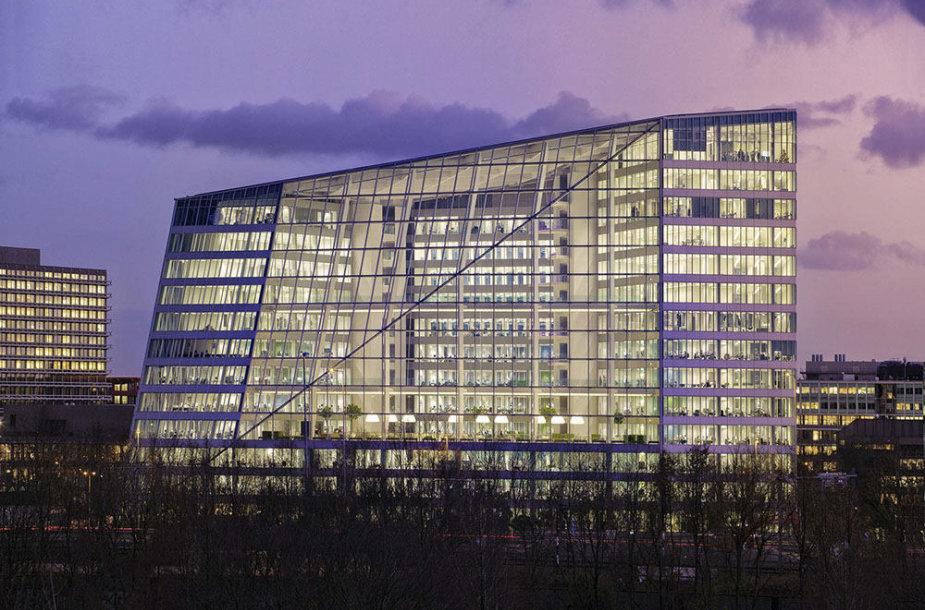 """Moderniausias pasaulio pastatas """"The Edge"""""""