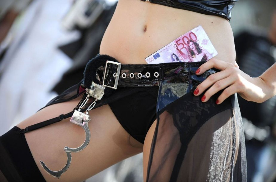 Prostitutė