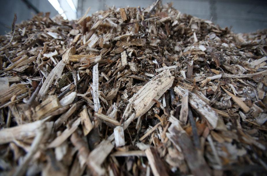 Biokuro katilinė